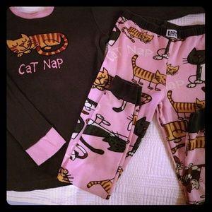 Cat Nap Pajama set😴